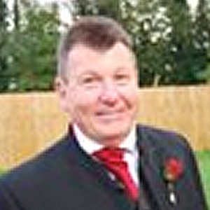 Michael Griffiths (Groom Father)