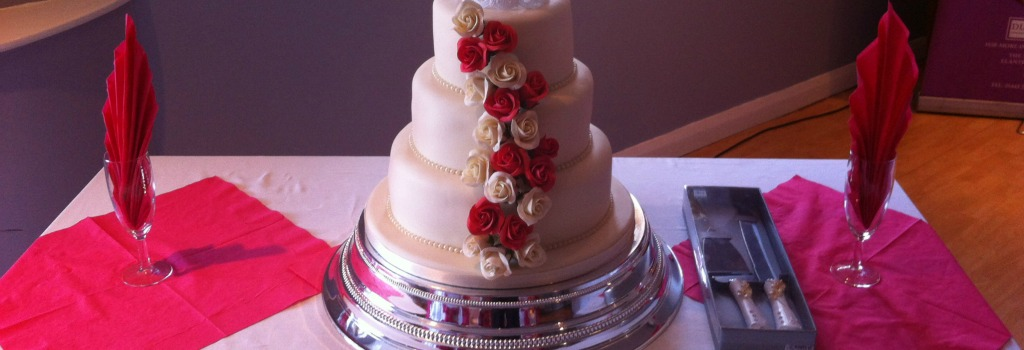 They Look Great in Wedding Venues, But Don't Cry Tiers Over Your Wedding Cake!